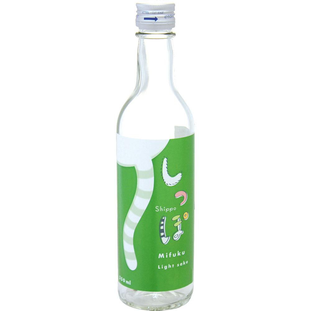 しっぽライト350ml(ク゛リーン)