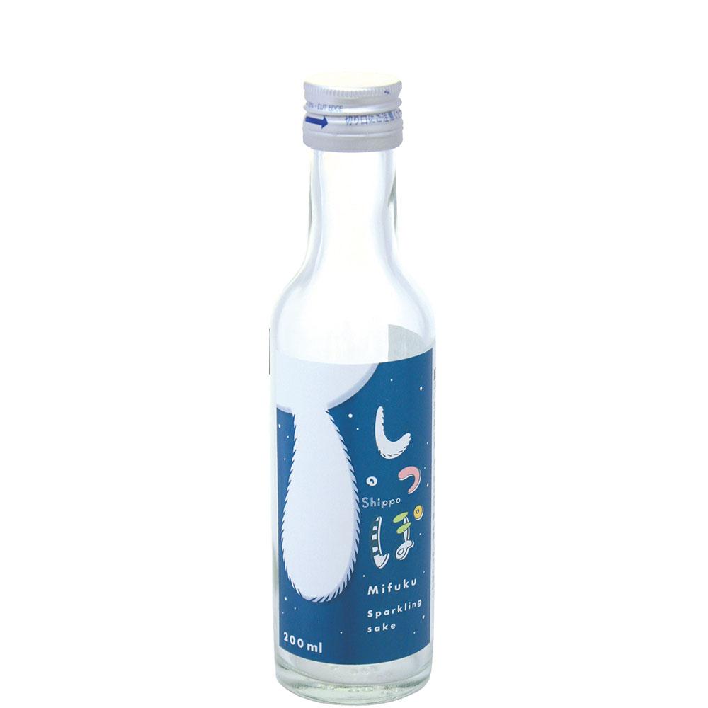 しっぽスパークリング(ブルー)200ml