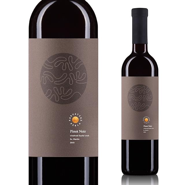 【再入荷/大人気ワイン】【スロバキアワイン専門】 カルパツカ・ペルラ/KPピノ・ノワール 《KP Pinot Noir》 [Karpatska Perla] 赤/フルボディー【プレゼント包装可能】