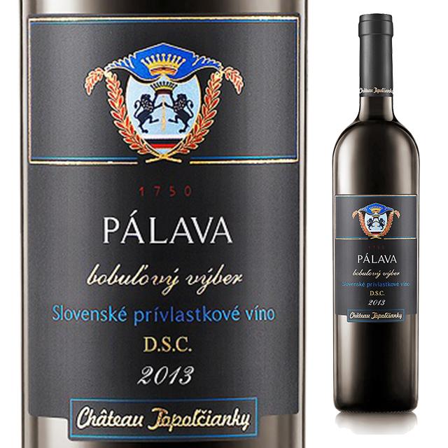 【スロバキアワイン専門】スウィート・パーラヴァ 《PALAVA 》 白・爽やかな甘口・500ml【プレゼント包装可能/熨斗等の対応可能】