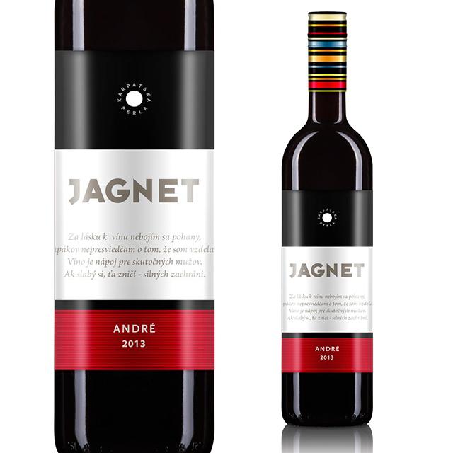 【再入荷/人気ワイン】【スロバキアワイン専門】ヤグネット アンドレー ミディアム スクリューキャップ 赤ワイン 【プレゼント包装可能】