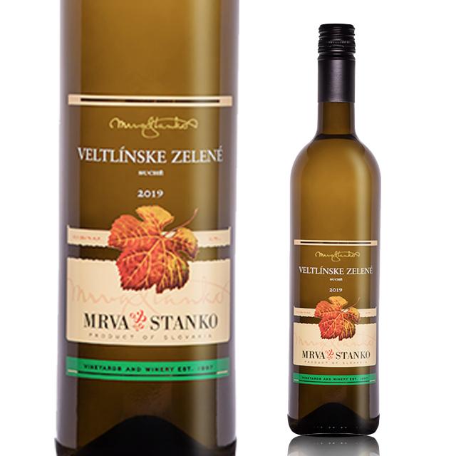 【再入荷/大人気ワイン】【スロバキアワイン専門】MS(ムルヴァ・スタンコ) ヴェルトリンスケ・ゼレネ 《Veltlinske Zelene》 白・ピュアでほろ苦い辛口【プレゼント包装可能】