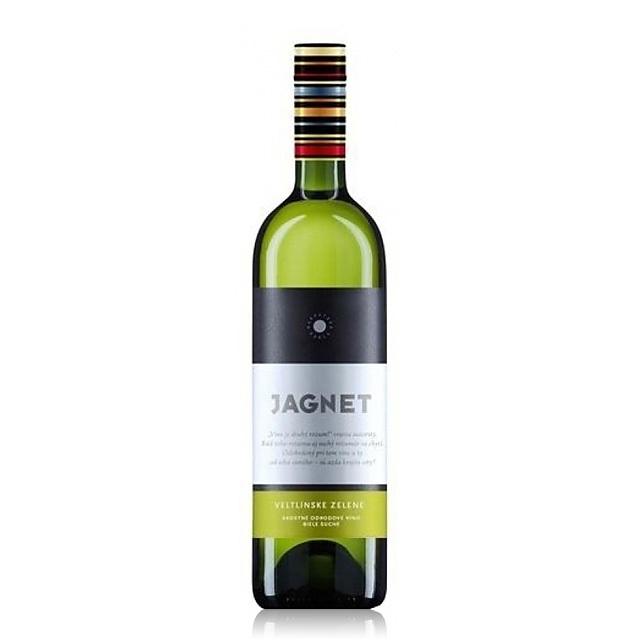 【スロバキアワイン】ヤグネット ヴェルトリンスケ・ゼレネ[Karpatska Perla] 白・すっきり辛口