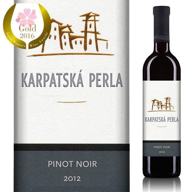 【スロバキア産】 KPピノ・ノワール 《KP Pinot Noir》 [Karpatska Perla] 750ml【プレゼント包装可能/熨斗等の対応可能】
