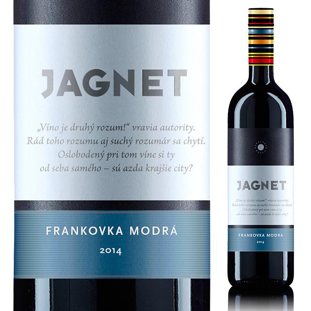 【スロバキアワイン専門】ヤグネット フランコフカ・モドラ 《JAGNET Frankovka Modra》 [Karpatska Perla] 果実味溢れるミディアムボディ【プレゼント包装可能/熨斗等の対応可能】