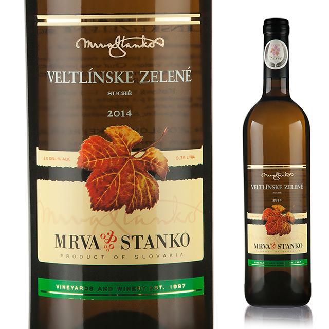 MS ヴェルトリンスケ・ゼレネ 《Veltlinske Zelene》 【スロバキアワイン】白・ピュアでほろ苦い辛口【プレゼント包装可能/熨斗等の対応可能】