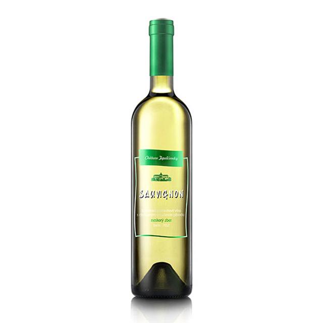 【スロバキアワイン専門】ソーヴィニョン・フレッシュ750ml 《Sauvignon Flesh》 [Topolcianky] 白・爽やかな辛口【プレゼント包装可能/熨斗等の対応可能】