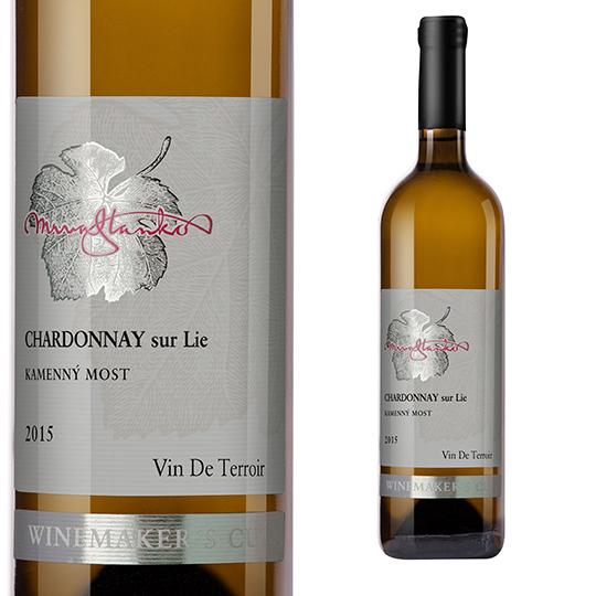 ワイナリー厳選 シャルドネ シュール・リー 2015 《WMC Chardonnay Sur Lie 2015》 【プレゼント包装可能/熨斗等の対応可能】