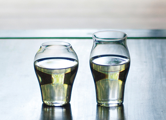 廣田硝子_究極の日本酒グラス 酒グラス・蕾・花セット_商品画像