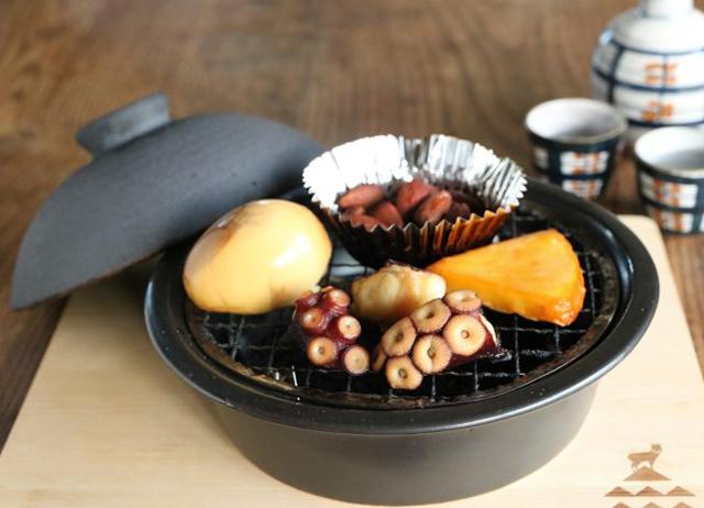 かもしか道具店_陶のくんせい鍋