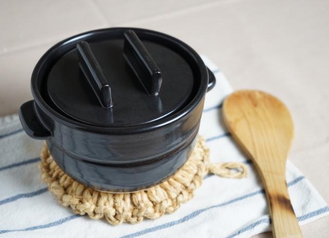 ごはんの鍋  - かもしか道具店 -