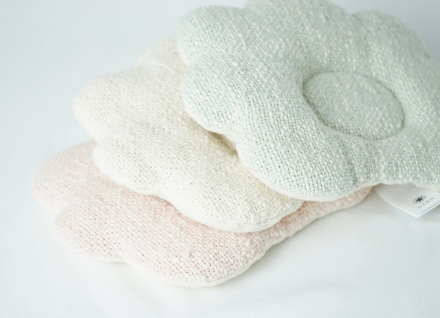 ガラ紡のベビー枕 - niko -