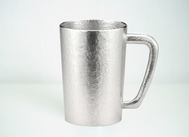 錫製のジョッキ -大阪錫器-