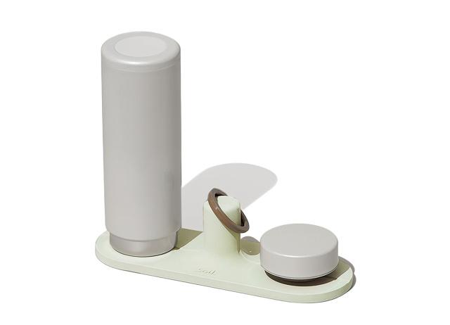 珪藻土のドライングボード  for 水筒(ボトル) - soil -