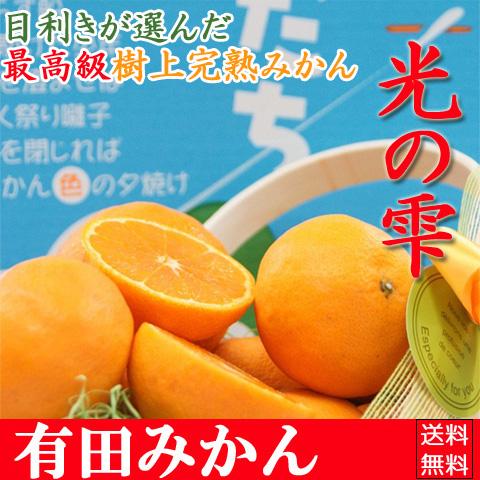 """◆最高級化粧箱、有田そだち """"光の雫""""Mサイズ45個入り"""
