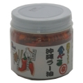 具だくさん食べる沖縄ラー油(120g)