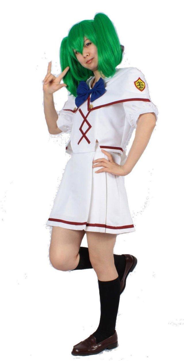 ランカ リー 衣装 聖マリア学園