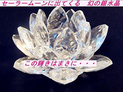 銀水晶の花