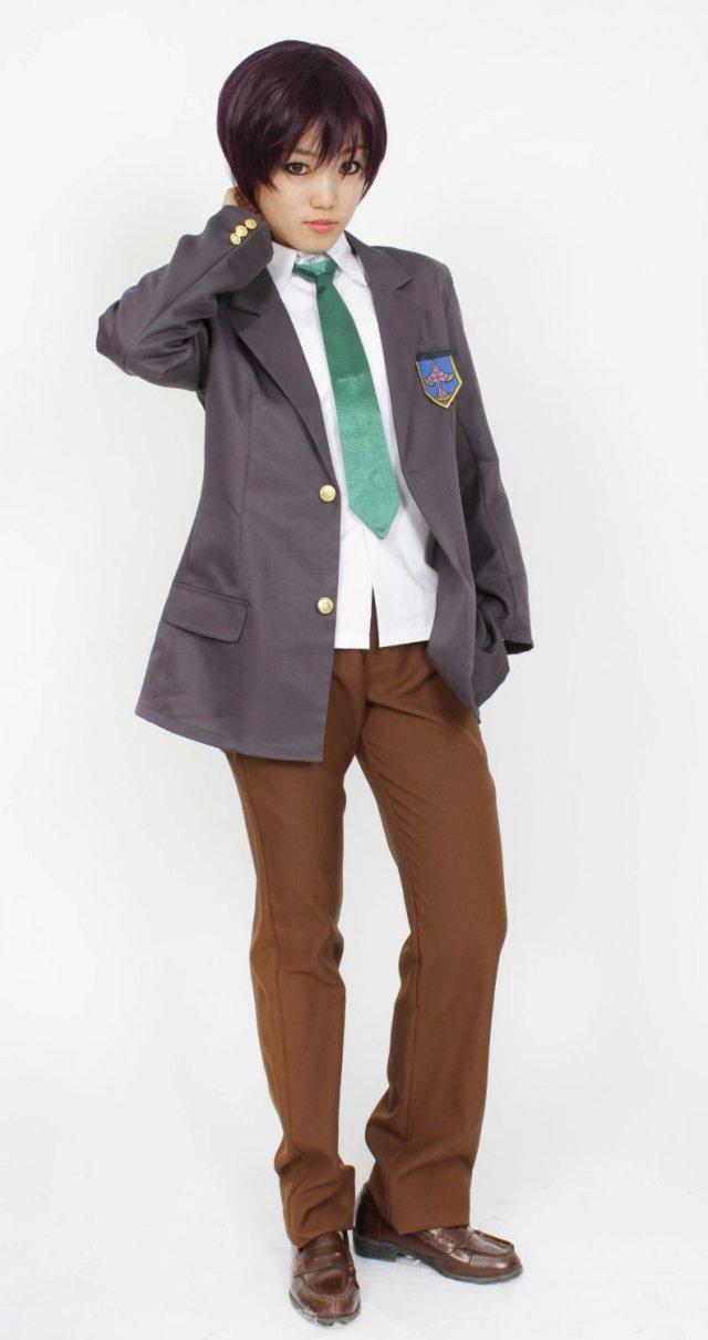 岩鳶高校 男子制服