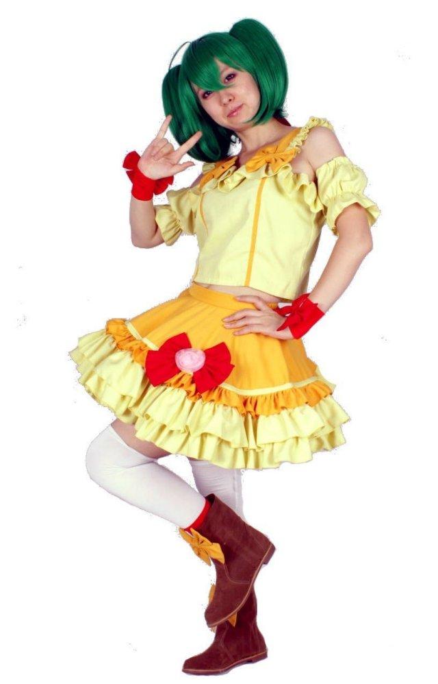 ランカ リー  星間飛行ドレス