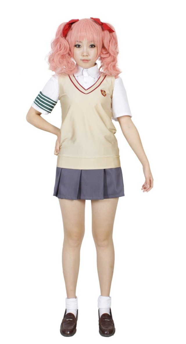 常盤台中学校 夏服