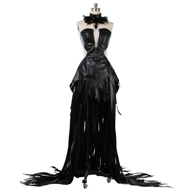 悪魔 ほむら ドレス