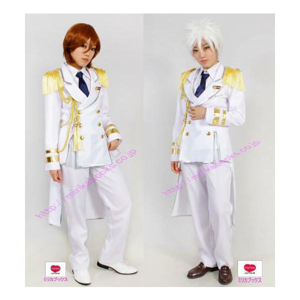 うたの☆プリンスさまっ♪ Shining All Star QUARTET★NIGHT コスプレ衣装 豪華7点セット