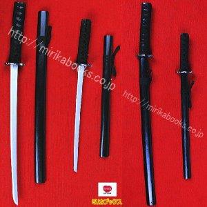 軽量木製  大刀・脇差し 2本セット コスプレ小道具に最適 日本刀 模造刀