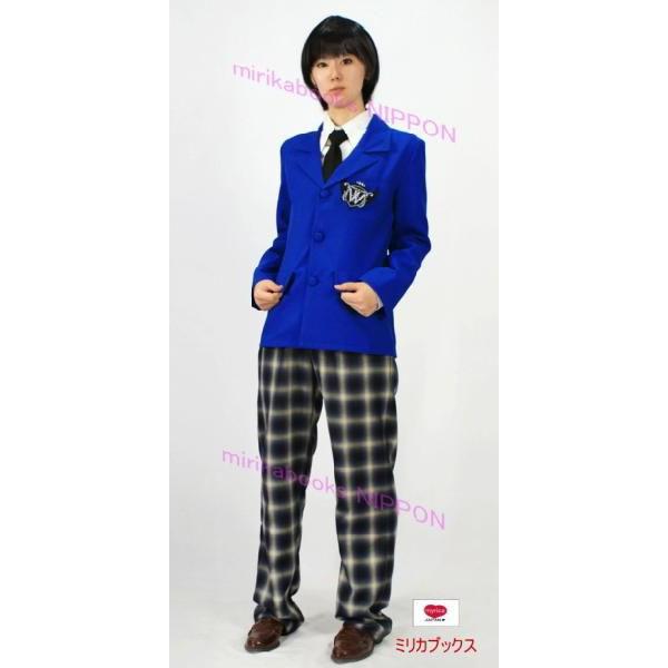 ヘタリア W学園 男子制服 コスプレ衣装