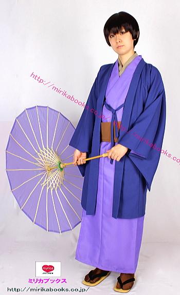 本田菊 和服
