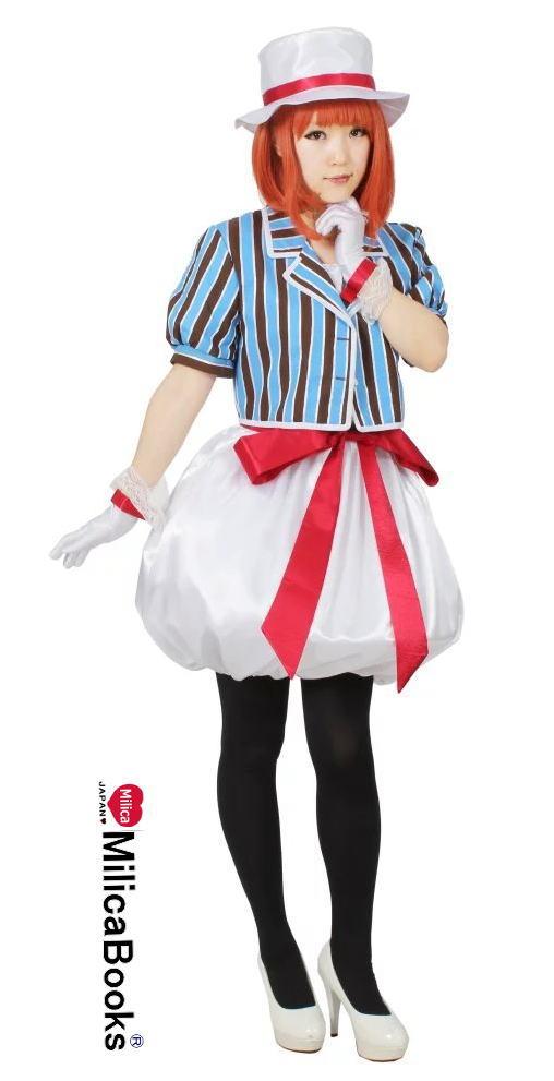 うたの☆プリンスさまっ♪ マジLOVEレボリューションズ コスプレ衣装 七海春歌