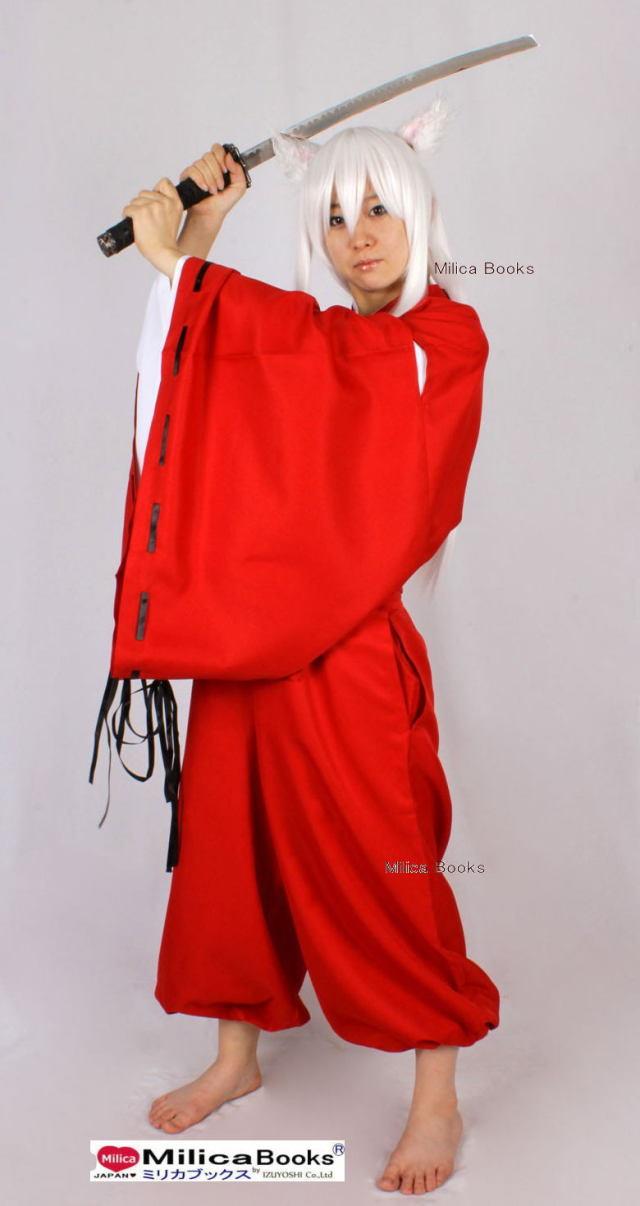 犬夜叉 コスプレ 衣装 平安衣装 フリーサイズ