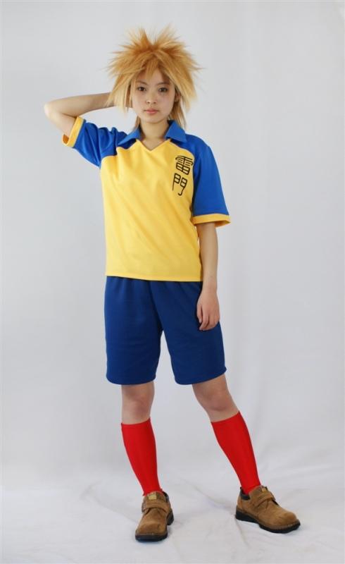 イナズマイレブン 雷門中学 ユニフォーム  コスプレ衣装