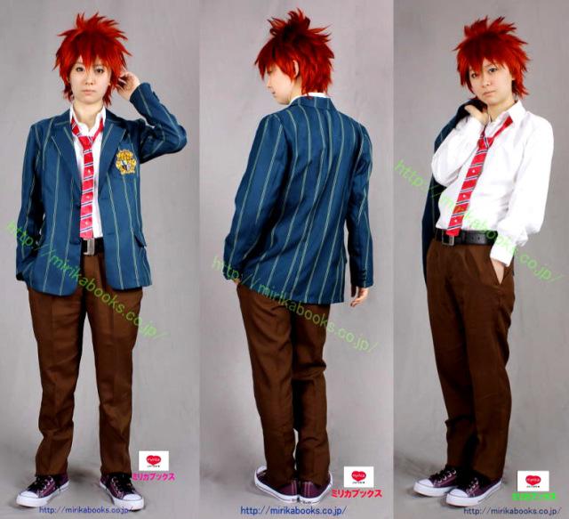 一之瀬トキヤ 一十木音也 早乙女学園 男子制服  一着二役完全版 うたの☆プリンスさまっ♪