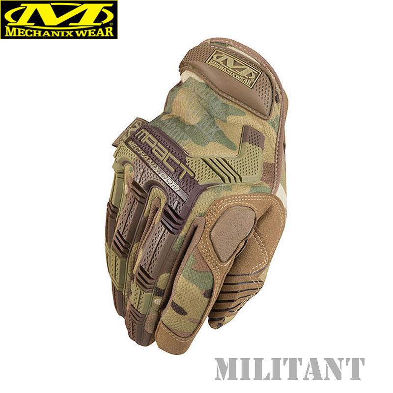MECHANIX WEAR メカニクスウェア M-pact Glove MULTICAM(マルチカム)