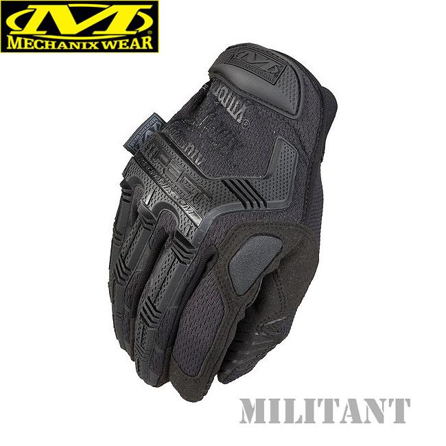 MECHANIX WEAR メカニクスウェア M-pact Glove 【COVERT】 (黒)
