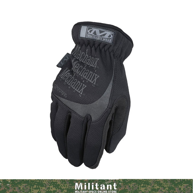 MECHANIX WEAR メカニクスウェア  FAST FIT Glove  COVERT(黒)