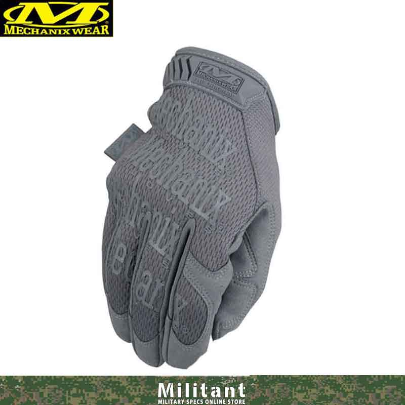 MECHANIX WEAR メカニクスウェア Original Glove ウルフ グレー