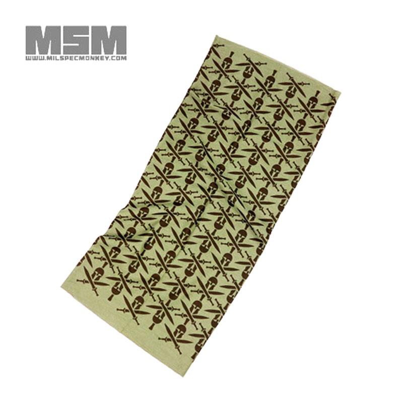 MILSPEC MONKEY スパルタンマルチラップ DUSTY BROWN/OD GREEN
