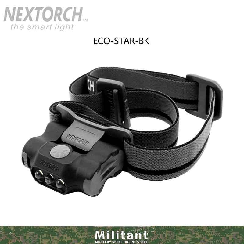 Nextorch / ECOSTAR ヘッドランプ