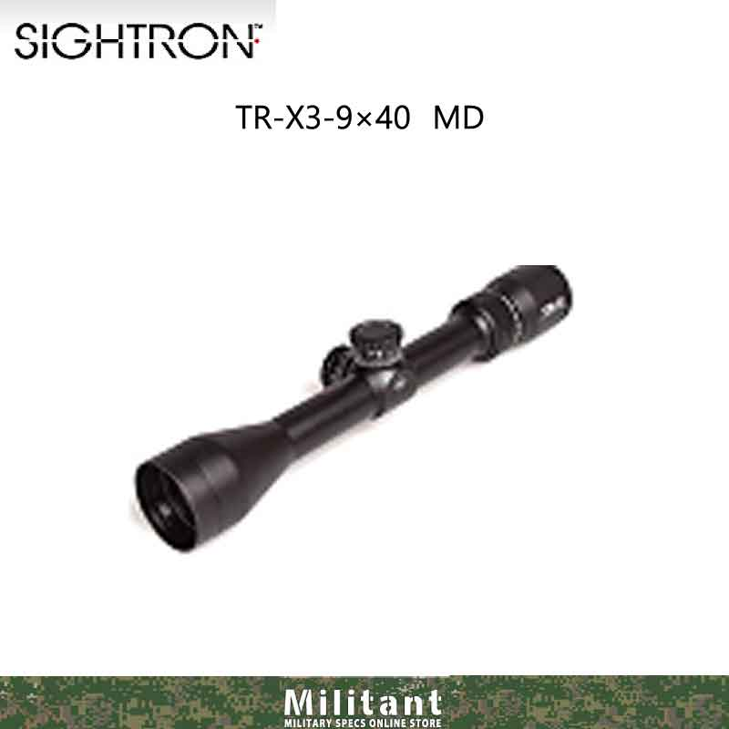 TR-X 3-9×40 MD ライフルスコープ   SIGTRON
