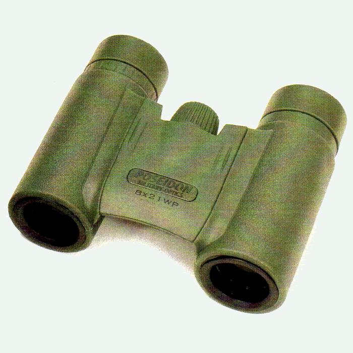 POSEIDON 防水双眼鏡(8x21mm)