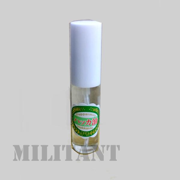 天然ハッカ油スプレー 虫よけ(12ml)