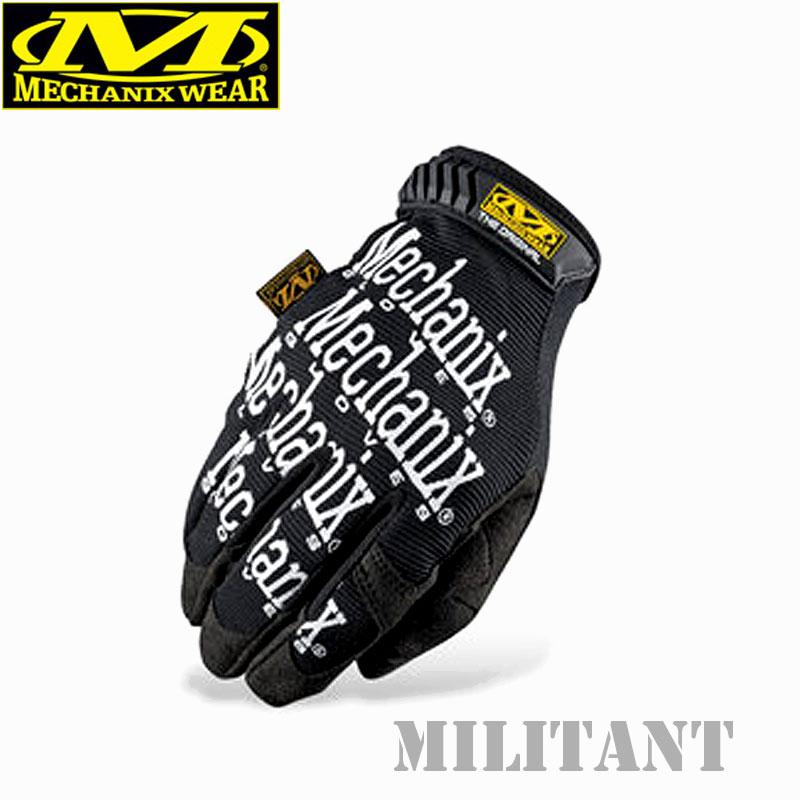 MECHANIX WEAR メカニクスウェア Original Glove ブラック(ロゴ白)