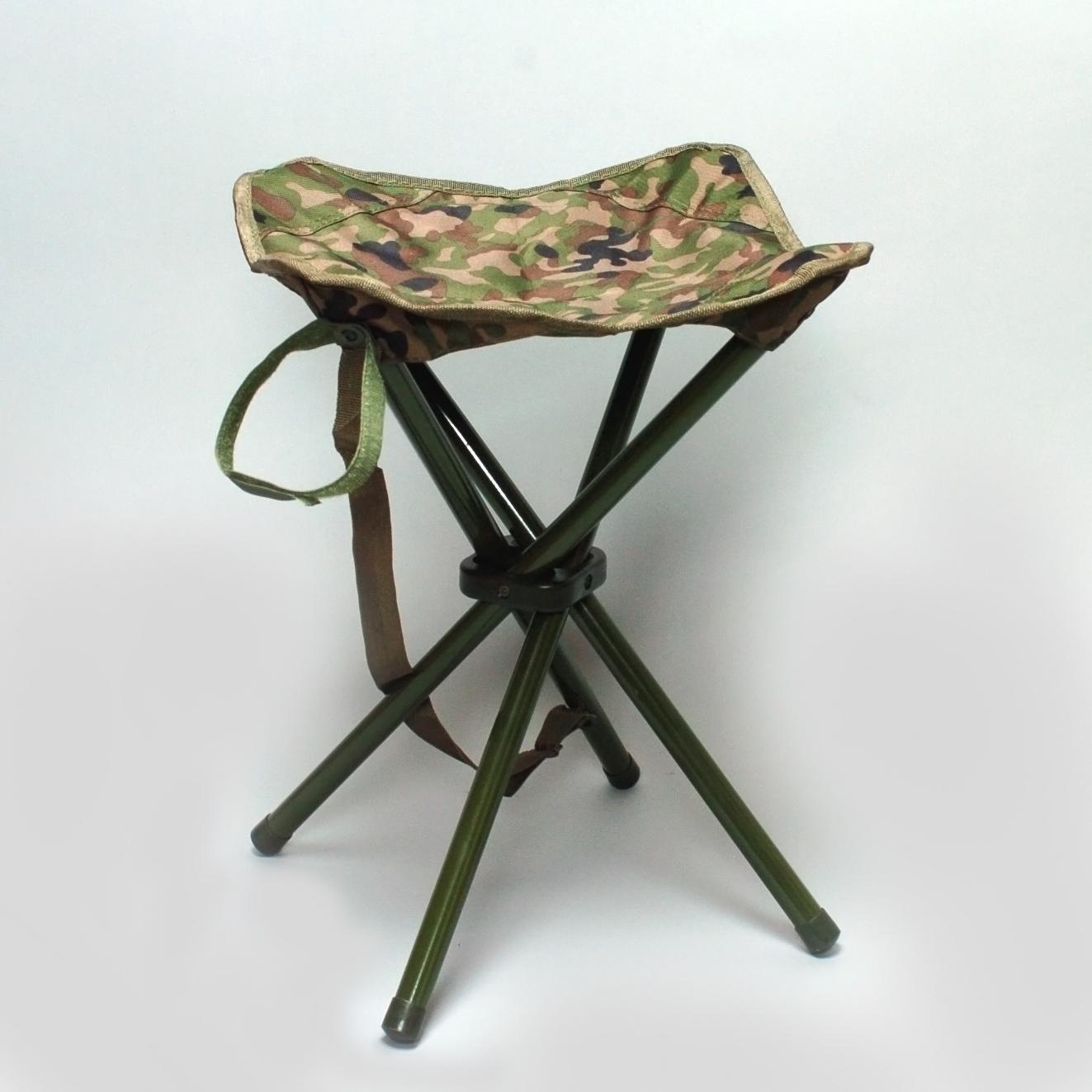 四脚椅子 迷彩