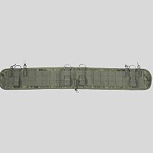 コーデュラナイロン製 弾帯パッドMOLLE タイプ