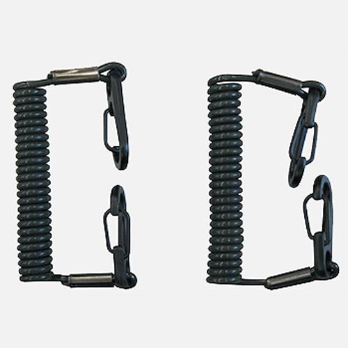 脱落防止ストラップ 6cm(2本組)