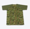 春到来 在庫整理セール 白金ナノ迷彩/ODツートンTシャツ