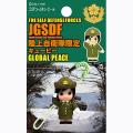 陸上自衛隊QP 女性制服 敬礼(ブリスターパック)
