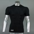 ヒートギア タクティカルフルTシャツ(コンプレッション) ブラック